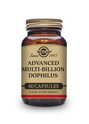 multi billion dophilus avanzado 60 capsulas vegetales